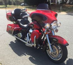 2011 #HarleyDavidson FLHTK #ElectraGlide Ultr #Motorcycles - #Charlotte NC at Geebo