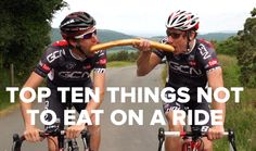 Top 10 Things Not To Eat While Cycling (hilarious) Road Cycling, Cycling Bikes, Fitness Tips, Health Fitness, Fitness Motivation, Alpe D Huez, Kids Ugg Boots, Radler, Outdoor Fun