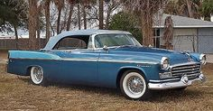 1956 Chrysler Windsor Convertible Maintenance/restoration of old/vintage vehicles: the material for new cogs/casters/gears/pads could be cast polyamide which I (Cast polyamide) can produce. My contact: tatjana.alic@windowslive.com