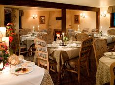 Ski Tip Lodge, Dillon Colorado. One of the top 8 restaurants in America, according to Open Table