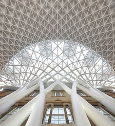 king's cross station by john mcaslan + partners