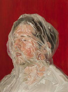 Philadelphia-based artist Maria Teicher's latest body of work focuses on portraits and narrative paintings that feature disturbing yet delicate compositions. Art Alevel, Deco Nature, Plastic Art, Shrink Plastic, A Level Art, Doja Cat, Gcse Art, Ap Art, Environmental Art