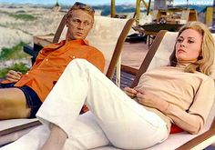 2 steve mcqueen thomas crown affair