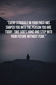 Oftentimes, God will use our experiences in life as stepping stones to prepare us for what He has in store next. Scripture tells us that He'll even take the things the enemy tries to bring against us and turn them around and use them for our good. He is always leading us on a journey of preparation.