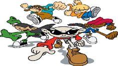 Codename: Kids Next Door (no Brasil, KND - A Turma do Bairro) é uma série de desenho animado e...