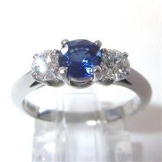 Tiffany & co. Tiffany, Sapphire, Engagement Rings, Diamond, Stones, Jewelry, Jewellery Making, Wedding Rings, Rocks
