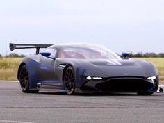 Aston Martin Vulcan (Foto: BBC)