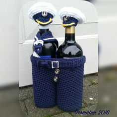 Captein og matros vinskjulere