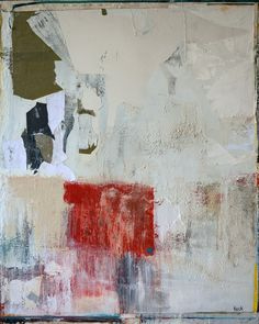 MIXED MEDIA Canvas Print of I'm To Blame  by Michel Keck. www.michel-keck.com