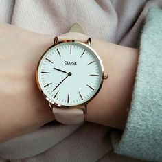 Perfect colour for this spring @clusewatches