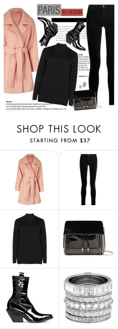 """""""How to Style a Pink Coat for Paris in the Fall"""" by outfitsfortravel ❤ liked on Polyvore featuring 2NDDAY, J Brand, Zizzi, 3.1 Phillip Lim, Henri Bendel, ADORNIA and contemporary"""