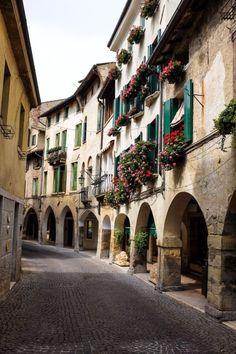 Asolo, de stad van honderd horizonnen | Sogno Italiano