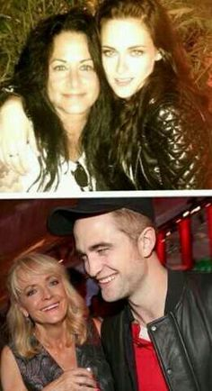 Happy Mother's Day to Jules Stewart & Clare Pattinson. :)