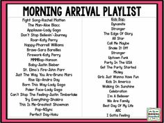 Music In The Classroom Morning Arrival Playlist is part of Classroom playlist - Music in the classroom is a vital part of our students learning and enjoyment This post highlights a morning arrival playlist to energize your class! Classroom Community, Music Classroom, Future Classroom, Classroom Ideas, Classroom Chants, Songs For The Classroom, Year 4 Classroom, Classroom Design, Preschool Classroom Management