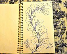 http://luannkessi.blogspot.com/2013/06/quilting-sketch-bookvine-borders.html