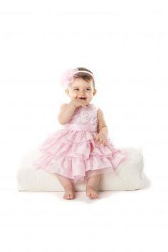 New Pink Girls Kids Sleeveless Rose Princess Dress Tutu Tulle Dress Baby Girl Tutu, Baby Girl Party Dresses, Birthday Girl Dress, Birthday Dresses, Baby Girl Newborn, Baby Girls, Baby Party, Baby Birthday, Toddler Girls