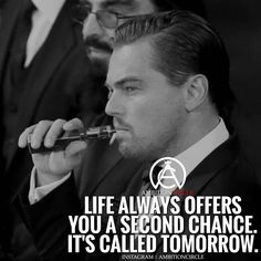 There's always a second chance called tomorrow. Use it! # Double tap if you agree! # #AmbitionCircle #style #fashion #instalike #love#instasize#business #family #instamood #repost #tbt #photooftheday #millionaire #picoftheday #instaquote #instadaily #bestoftheday #instagood #motivation #success #best #luxury #inspiration #beautiful #life #billionaire #hardwork #motivations #entrepreneur #successful