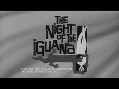 The Night of the Iguana (1964) | John Huston | Richard Burton Ava Gardner Deborah Kerr