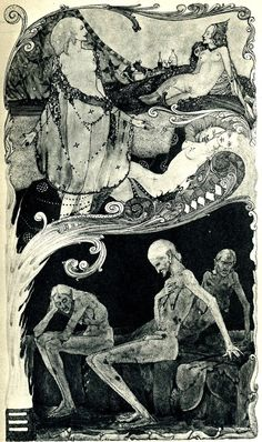 by Harry Clarke