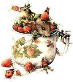 Tombe dans Wonderland: notre propre Beatrix Potter néerlandaise Marjolein Bastin