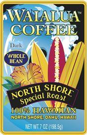 Oahu Waialua coffee plantation tour, please don't make me do it.