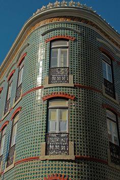 Tiles #Lisboa ©Luis Novo