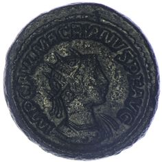 Macrianus 260 - 261 Antoninian Silber  Römische Kaiserzeit Antiochia