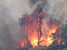 Thank you Firemen for saving our forest!  Crews Battle Salt Creek Fire on Shasta Lake – Updated   Shasta247