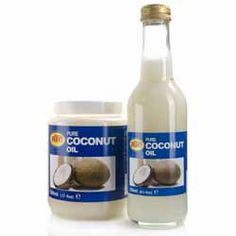 100% Pure Coconut Oil - KTC