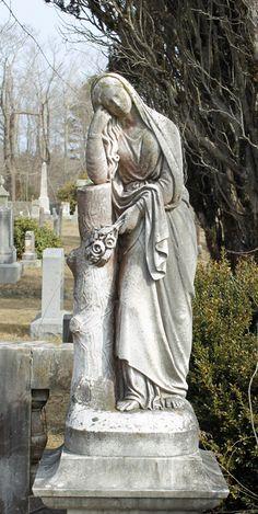 Stonington Cemetery ~ Stonington, Connecticut