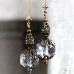 Moonlit Path Earrings