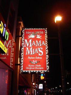 niagara falls mamma mia restaurant | Mama Mia's Original Italian, Niagara Falls - Restaurant Reviews ...