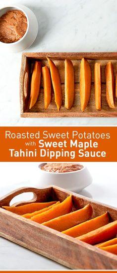 maple tahini sauce