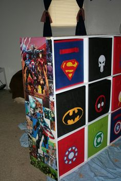 1000 Images About Comic Storage On Pinterest Comic Book