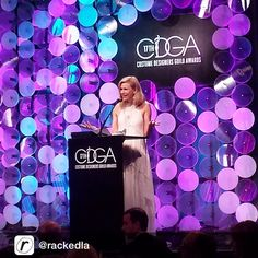 """""""The beautiful Naomi Watts was on stage Repost from @rackedla """"Do I have side boob?"""" Even award-winning superstar #NaomiWatts is wary about wardrobe malfunctions at the @costumeawards. Aaand that's a wrap! Thanks for having us, @lacoste! #cdga17"""" Photo taken by @ihardjakusumah on Instagram, pinned via the InstaPin iOS App! http://www.instapinapp.com (02/18/2015)"""