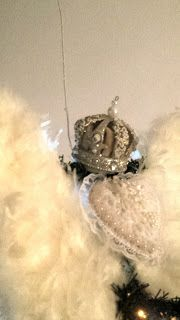 Design de Interiores: Árvore de Natal Estilo Shabby Chic