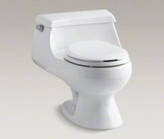 Back in 2006, Maxwell started a list of the best toilets for small spaces. Back then, water saving toilets with small footprints were difficult to find. There are more options today and yet there are still a couple toilets that review the best among readers. Based on reader comments, TOTO seems to be the most popular brand but we also saw shout outs for Kohler, Duravit and others. Check out the full list after the jump... Watch this tip for achieving great storage in your small bathroom: