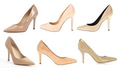 6 Classic Nude Pumps Perfect For Your Spring Date Outfits #shoes #nyc #datenight