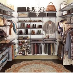 Etonnant Love! Robin Chundzinski  Powelson · Best Closets Ever