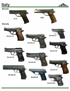 Италия: Benelli B-76, B-80, Beretta 21, 81, 83,... Loading that magazine is a pain! Excellent loader available for your handgun Get your Magazine speedloader today! http://www.amazon.com/shops/raeind