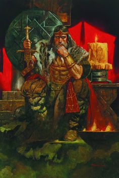 King Conan has faced many threats to his throne in Aquilonia-but none more deadly than a traitorous alliance backed by the resurrected sorcerer Xaltotun, at whose command mountains crumble!