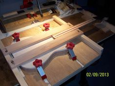 Set neck pocket jig cont. | Cakewalk Forums Guitar Diy, Guitar Shop, Pocket Jig, Woodworking Shop Layout, Guitar Pickups, Guitar Neck, Cigar Box Guitar, Guitar Building, Custom Guitars