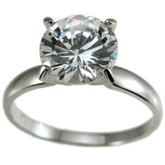 Tiffany  Promise Ring | The Tiffany Solitaire Ring