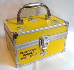 Plutonium box purse Back to the Future by Outatym on Etsy