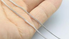 20pcs 30inch 1.5mm 316L stainless steel thin NK by aliyafang, $47.00