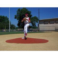Midget baseball distance from pitchers mound consider