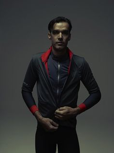 Tired of being a human billboard, David Millar launches understated cycling clothing range - Cycling Weekly