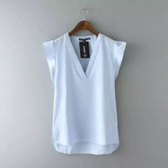 Simple and pretty. Really need a white shirt sleeve blouse I can wear with or without a jacket
