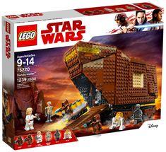 LEGO Star Wars 75220 : Sandcrawler