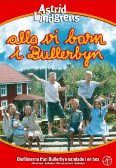 Alla vi barn i Bullerbyn - Box (2 disc) (DVD)
